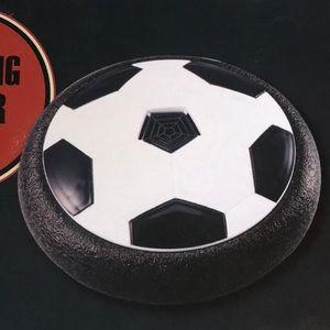 NIB floating soccer ball